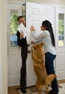 questions to ask a painter - unsolicited sales