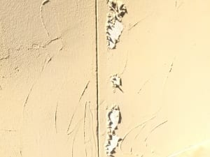 Repaint Your Home's Exterior when there is peeling paint