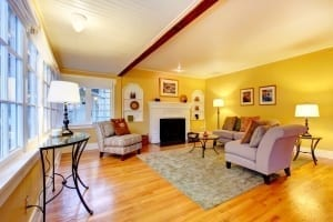 Home paint colors - Yellow