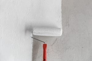 priming a wall