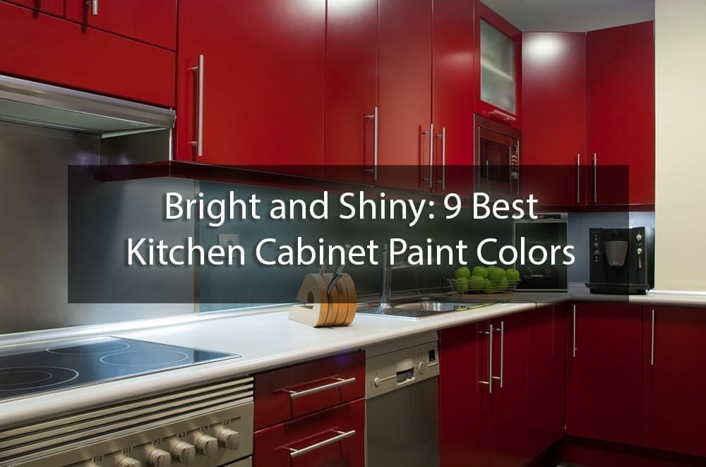 Bright And Shiny 9 Best Kitchen Cabinet Paint Colors Surepro