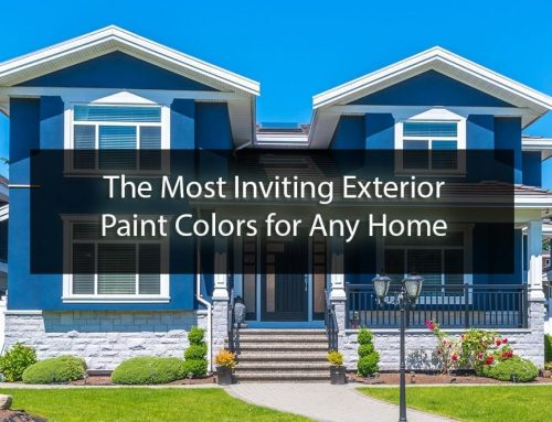 The Most Inviting Exterior Paint Colors for Any Home