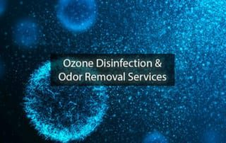 Ozone Disinfection & Odor Removal Services in Austin, TX
