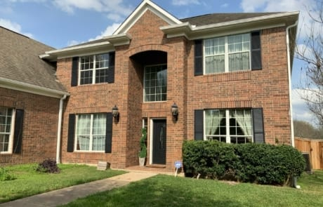 Modern Paint Colors For Brick Houses