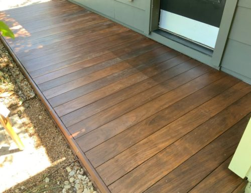 Deck Stain Colors For Ipe Deck