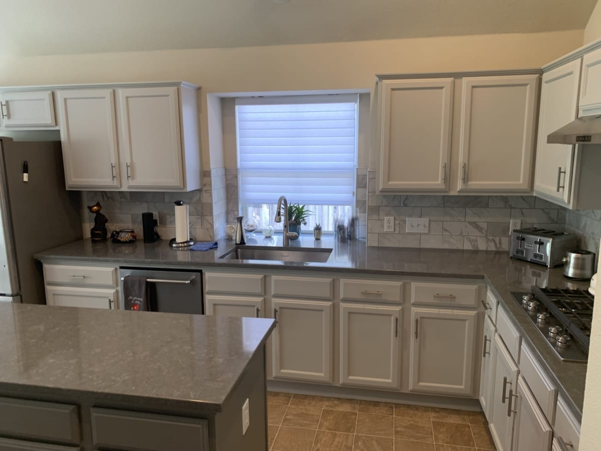 kitchen cabinet painting contractor success