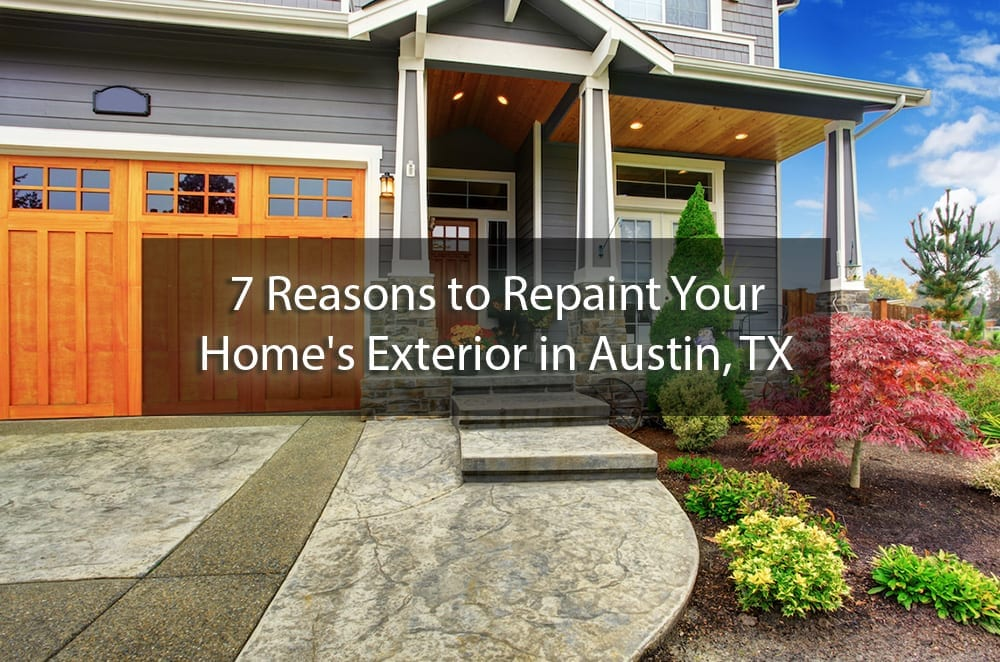 Repaint Your Home's Exterior - cover